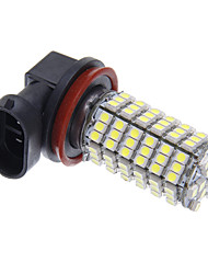 cheap -H11 120x3528SMD White Light LED for Headlight Bulb (12V)