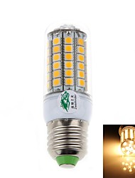 cheap -7W E26/E27 LED Corn Lights T 69 SMD 5050 700 lm Warm White / Natural White Decorative AC 85-265 V
