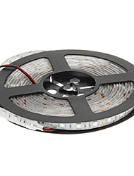 cheap -Z®ZDM Waterproof 5M 72W 300x5050SMD Blue Light LED Strip Lamp (DC 12V)