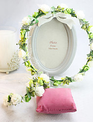 cheap -Silk Headwear Wreaths with Floral 1pc Wedding Special Occasion Headpiece