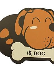 Qianjiatian Zodiac ® Durable Mauspad Hund