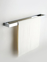 Barre porte-serviette / Chrome Contemporain