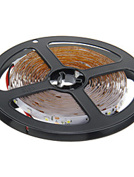 cheap -ZDM™ 5M 24W 300x3528SMD 6000K Cool White Light LED Strip Lamp (DC 12V)