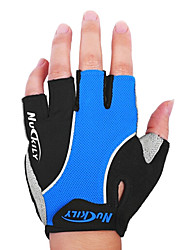 cheap -Nuckily Sports Gloves Bike Gloves / Cycling Gloves Breathable Wearproof Anti-skidding Shockproof Fingerless Gloves Spandex Lycra Cycling