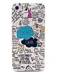 Недорогие -Назначение iPhone X iPhone 8 iPhone 8 Plus Чехлы панели Задняя крышка Кейс для Твердый PC для iPhone X iPhone 8 Plus iPhone 8 iPhone 7