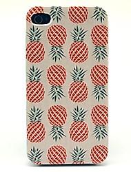 billiga -ananas mönster hårda fallet för iPhone 4 / 4S