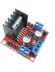cheap -L298N Dual H Bridge Stepper Motor Driver Controller Board Module for Arduino UNO MEGA R3 Mega2560 Duemilanove Nano Robot