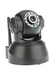 voordelige -720p 1.0mp draadloze ip camera wifi audio nachtzicht voor Android iphone pc