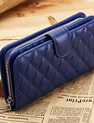 Women Sheepskin Formal Sports Casual Event/Party Wallet Summer Winter All Seasons