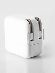 cheap -Chargers Home Charger Phone USB Charger US Plug 1 USB Port 2.1A AC 100V-240V For iPad For iPhone
