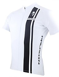 ILPALADINO Cycling Jersey Men's Short Sleeves Bike Jersey Tops Quick Dry Ultraviolet Resistant Breathable Polyester 100% Polyester Animal
