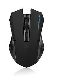 cheap -Ergonomic 2.4GHz Wireless Gaming Optical Mouse 6 Keys 1600DPI