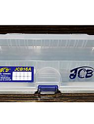 Недорогие -JCB16A трехслойный Приманка Box снасти Box (16.1 * 9.1 * 3.1cm)