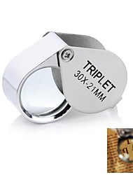 cheap -30x21mm Jewelers Loupe / Magnifier