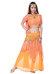 Belly Dance Outfits Women's Silk