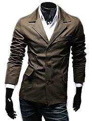 nono jaqueta de design de bolso magro