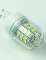 400 lm G9 LED klipaste žarulje T 60 LED diode SMD 2835 Ukrasno Hladno bijelo AC 220-240V