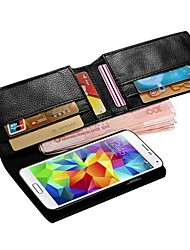cheap -Supper Wallet Case for Samsung Galaxy S5 i9600 Business Style
