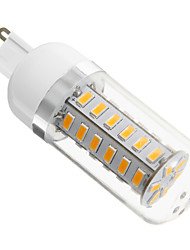 G9 LED à Double Broches 42 SMD 5730 420 lm Blanc Chaud 3000 K AC 100-240 V