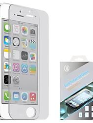 Недорогие -AppleScreen ProtectoriPhone SE / 5s Взрывозащищенный Защитная пленка для экрана 1 ед. Закаленное стекло