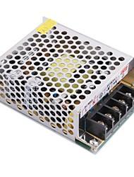 baratos -12V 5A 60W tensão constante AC / DC comutação Converter fonte de alimentação (110-240V para 12V)