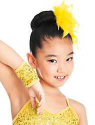cheap -Dance Accessories Headpieces Training Spandex Sequin
