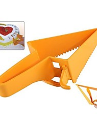 Adjustable Cake Cutter Server Pie Slicer (Random colors)