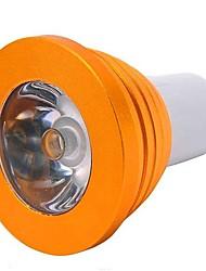 billige -YWXLIGHT® 200-300 lm GU10 LED-spotlys 1 leds Højeffekts-LED Fjernstyret RGB AC 85-265V