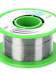 WLXY WL-0410 0.4mm Tin Solder Roll - Silver