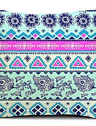 bela algodão geométrica / fronha decorativo linho