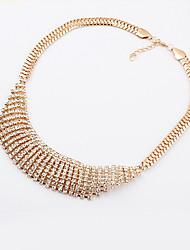 Недорогие -ч&D женской Корея diamonade элегантный ожерелье