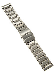 Недорогие -Ремешки для часов Нержавеющая сталь Аксессуары для часов 0.1 Высокое качество