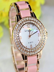 cheap -Women's Steel Business Fashion Small Fresh Watch Cool Watches Unique Watches