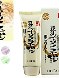 cheap -5 Foundation Wet Shimmer Cream Whitening Moisture Concealer Sun Protection Face