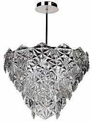 Flush Mount ,  Modern/Contemporary Others Feature for Crystal Crystal Living Room Bedroom Dining Room Game Room