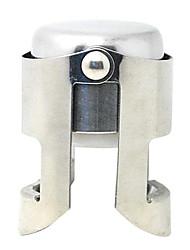 Недорогие -Винные пробки Нержавеющая сталь, Вино Аксессуары Высокое качество творческийforBarware 5.5*4.0*4.0 0.052