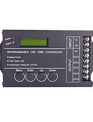 Недорогие -20а 5-канальный поделки программируемый привело время контроллер с USB-кабель для RGB светодиодные ленты лампы (DC 12-24)