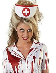 Sygeplejeske Cosplay Kostumer Festkostume Kvindelig Halloween Karneval Festival/Højtider Halloween Kostumer Trykt mønster