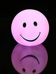 sorriso rotocast luce di notte cambia colore