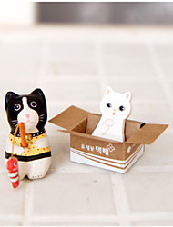 Small Carton Animal Toy Scrapbooking Self-Stick Notes(Random Color)