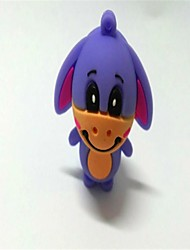 Недорогие -8g Artoon осла 2.0 USB Flash Drive