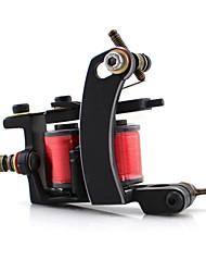 cheap -Coil Tattoo Machine Shader with 6-9 V Cast Iron Professional / High quality, formaldehyde free