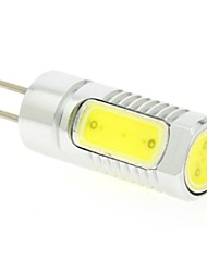 3W LED Bi-pin Lights T 4 COB 300-350lm Cold White 6500K DC 12 DC 24V