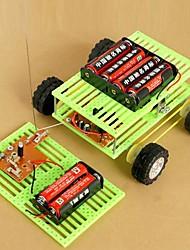 Недорогие -DIY полный пульт дистанционного управления автомобиль игрушки новизны