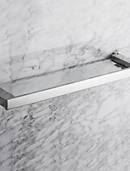 cheap -Bathroom Shelf High Quality Contemporary Stainless Steel 1 pc - Hotel bath