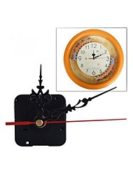 Quartz Clock Movement Mechanism DIY Repair Tool + Hands Wall Clock Accessory