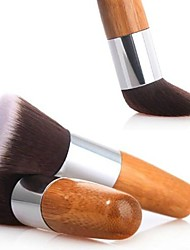 cheap -1pcs Makeup Brushes Professional Powder Brush Synthetic Hair Middle Brush