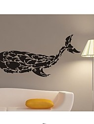 abordables -Animales Pegatinas de pared Calcomanías de Aviones para Pared Calcomanías Decorativas de Pared, Vinilo Decoración hogareña Vinilos
