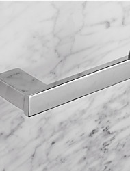 baratos -Contemporâneos Quadrate aço inoxidável rolo de papel higiénico titulares