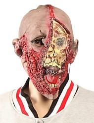 Недорогие -кровь лицо пластик маска для Хэллоуина партии (1 шт)